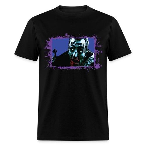 Night of the Living Dead Graveyard Zombie - Men's T-Shirt