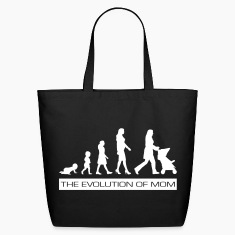 The Evolution of Mom - Mother's Day Gift Bag