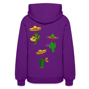 mexican musicians - Women's Hoodie