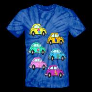 T-Shirts ~ Unisex Tie Dye T-Shirt ~ luv bugs