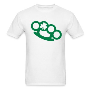 St. Paddy Knuckles - Men's T-Shirt