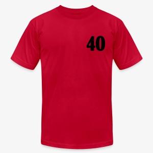 superleggera 40 - Men's Fine Jersey T-Shirt