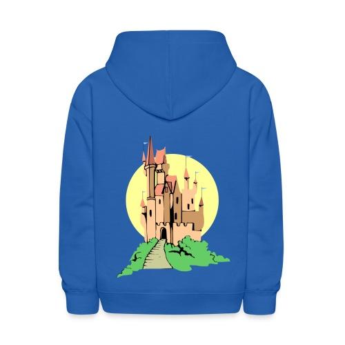 castle - Kids' Hoodie