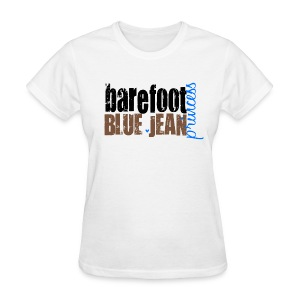 BBJP Light Tees (design works with lighter colors) - Women's T-Shirt