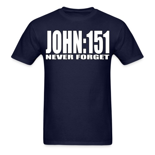 Sabre Never Forget - Men's T-Shirt