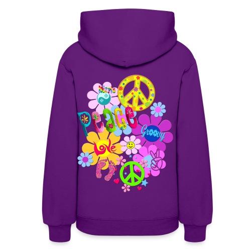 hippie - Women's Hoodie
