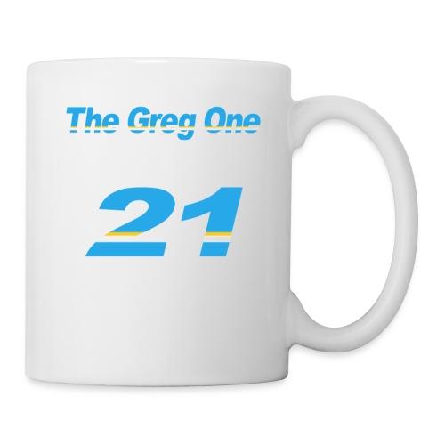 The Greg - Coffee/Tea Mug
