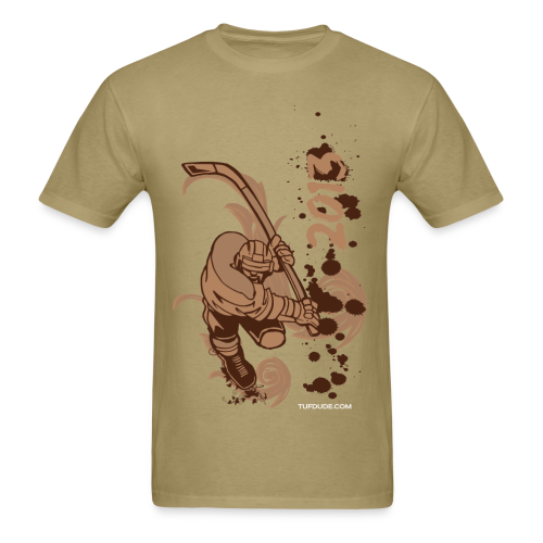 Hockey Swing 2013 - Men's T-Shirt
