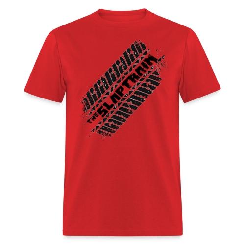 The SLAP Train Rubber - Men's T-Shirt