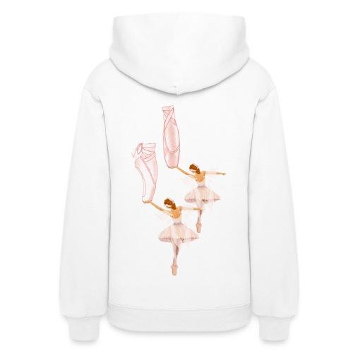 fairy ballet - Women's Hoodie