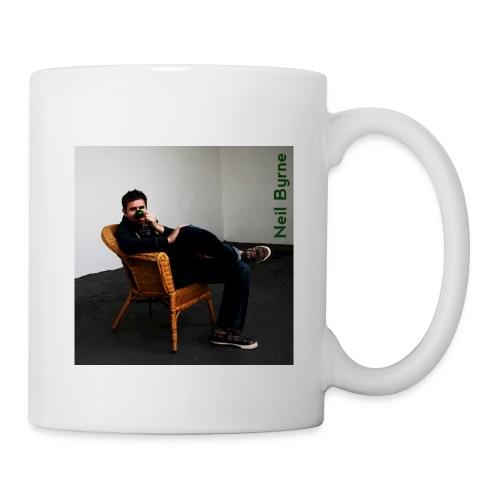 Mug - Neil Byrne - Green Nose - Coffee/Tea Mug
