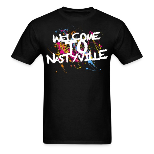 Nastyville MENS - Men's T-Shirt