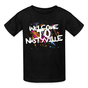 Nastyville KIDS - Kids' T-Shirt