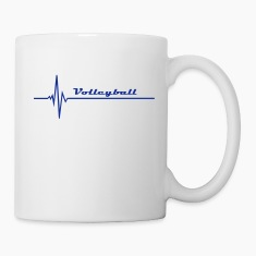 volleyball Bottles & Mugs