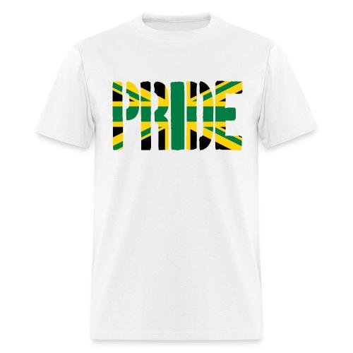 Jamaican Pride - Men's T-Shirt