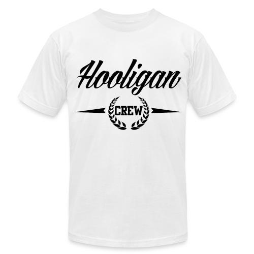 Hooligan Crew  - Men's Fine Jersey T-Shirt