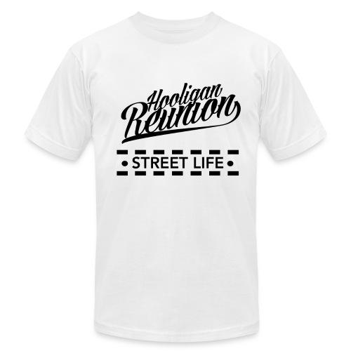 Street Life - Men's Fine Jersey T-Shirt