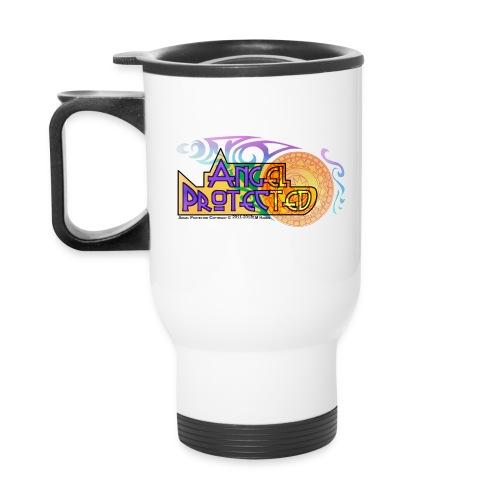 Angel Protected Hot Mug: Tiara - Travel Mug