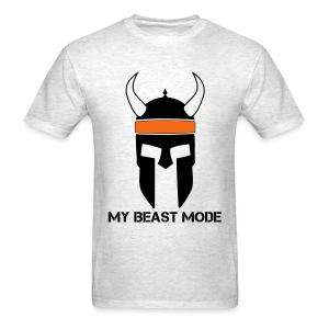 My Beast Mode - Men - Men's T-Shirt