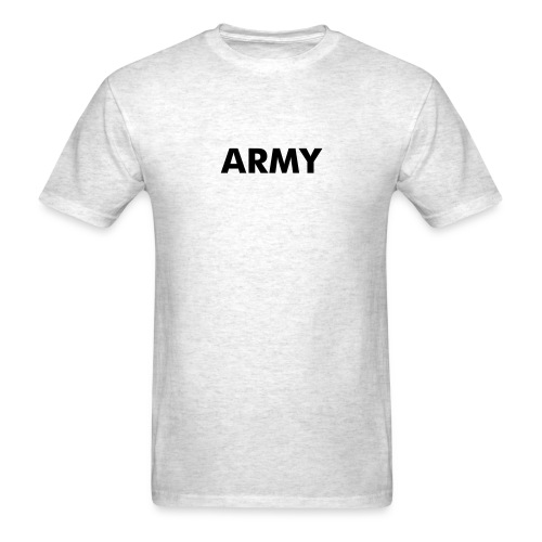 ARMY T-Shirt ARMY Logo Shirt - Men's T-Shirt