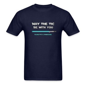 May the tic be with you - Tic Wars! - Men's T-Shirt