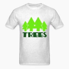 TREES T-Shirts