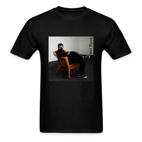 Mens - Neil Byrne - Green Nose - Men's T-Shirt