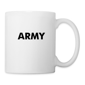 Army Logo Mug - Coffee/Tea Mug