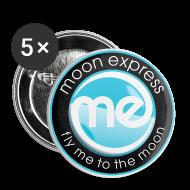 Buttons ~ Small Buttons ~ Moon Express Buttons