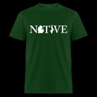 T-Shirts ~ Men's T-Shirt ~ Native Michigander