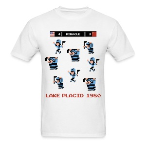 Miracle on Ice Hockey T-Shirt - Men's T-Shirt
