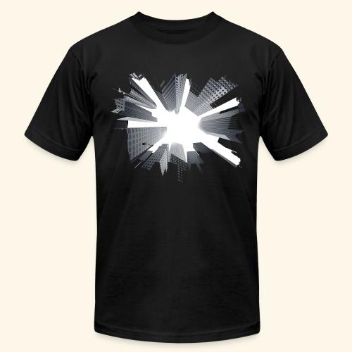 Skyscrapers - Men's Fine Jersey T-Shirt