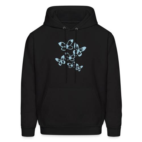 Butterflies - Men's Hoodie