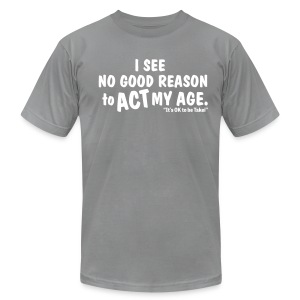 George Takei says It's OK to be Takei! with this Men's T - Men's T-Shirt by American Apparel