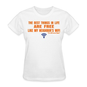 George Takei says It's OK to be Takei! with this Women's T - Women's T-Shirt