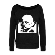 Long Sleeve Shirts ~ Women's Wideneck Sweatshirt ~ klausloveofthedamned
