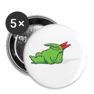 Buttons ~ Small Buttons ~ Just For Laughs Victor Chilling Out Buttons