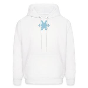 Snowflake - Men's Hoodie