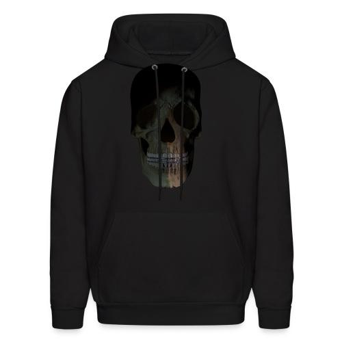 skull braces - hoodie - Men's Hoodie
