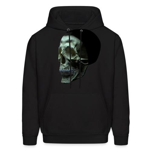 skull with braces - hoodie - Men's Hoodie