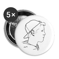 Buttons ~ Small Buttons ~ Small Buttons Side Portrait