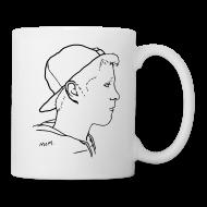 Mugs & Drinkware ~ Coffee/Tea Mug ~ Side Portrait Mug