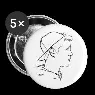 Buttons ~ Large Buttons ~ Large Buttons Side Portrait