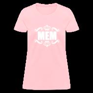 T-Shirts ~ Women's T-Shirt ~ Women's Black Crest Standard T-Shirt