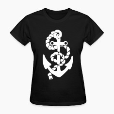 anchor Women's T-Shirts