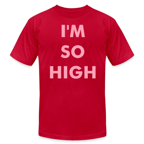 I'M SO HIGH - Men's  Jersey T-Shirt