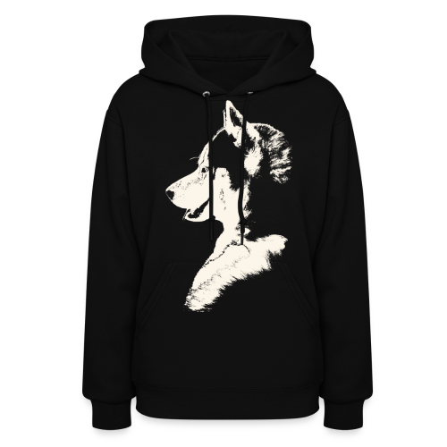 Women's Husky Shirts Siberian Husky Shirts Sled Dog Shirt - Women's Hoodie