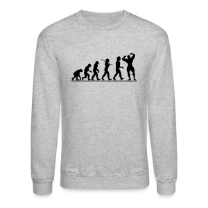 Evolution | Mens jumper - Crewneck Sweatshirt