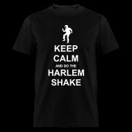 T-Shirts ~ Men's T-Shirt ~ Keep Calm - Harlem Shake
