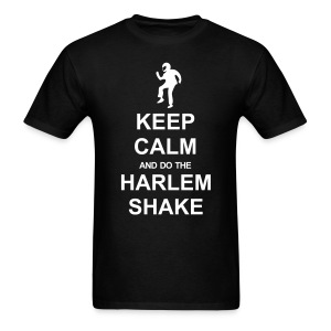 Keep Calm - Harlem Shake - Men's T-Shirt